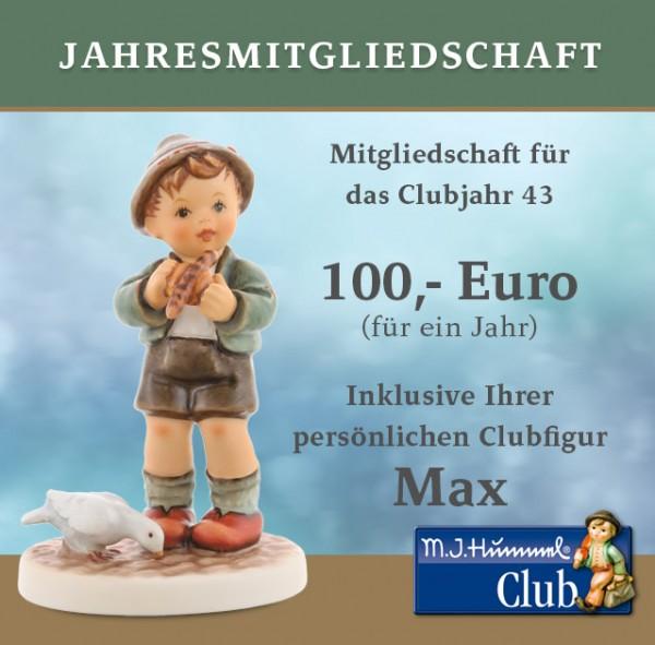 Max - Jahresmitgliedschaft MIHC 2019/2020