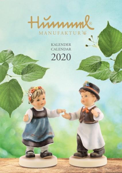 Hummel Wandkalender 2020