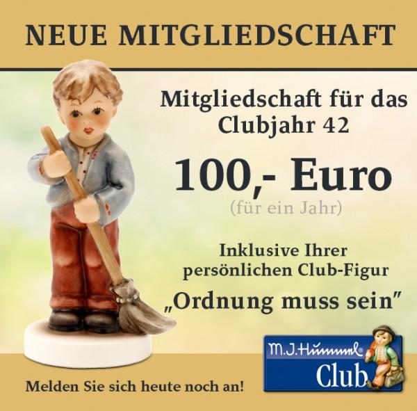 Hummel Jahresmitgliedschaft Clubjahr 42