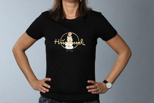 Hummel T-Shirt schwarz Damen Gänseliesl